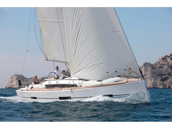 Get on the water and enjoy Bodrum in style on our Dufour Yachts Dufour 410 GL