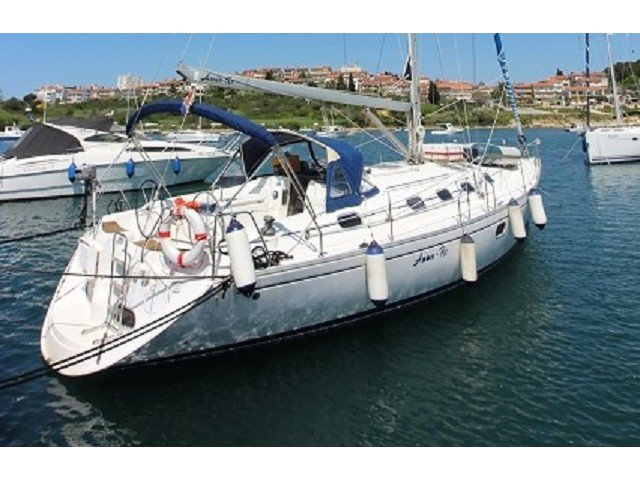 Enjoy Punat, Krk, HR to the fullest on our comfortable Dufour Yachts Gib Sea 43