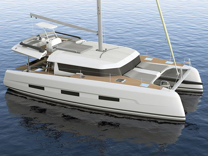 Take this Dufour Yachts Dufour 48 for a spin!