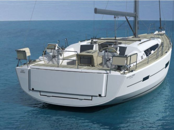 All you need to do is relax and have fun aboard the Dufour Yachts Dufour 520 GL