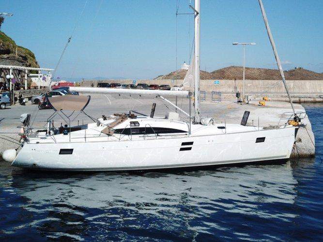 Rent this Elan Elan 444 Impression for a true nautical adventure