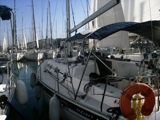 Charter this amazing sailboat in Baška Voda