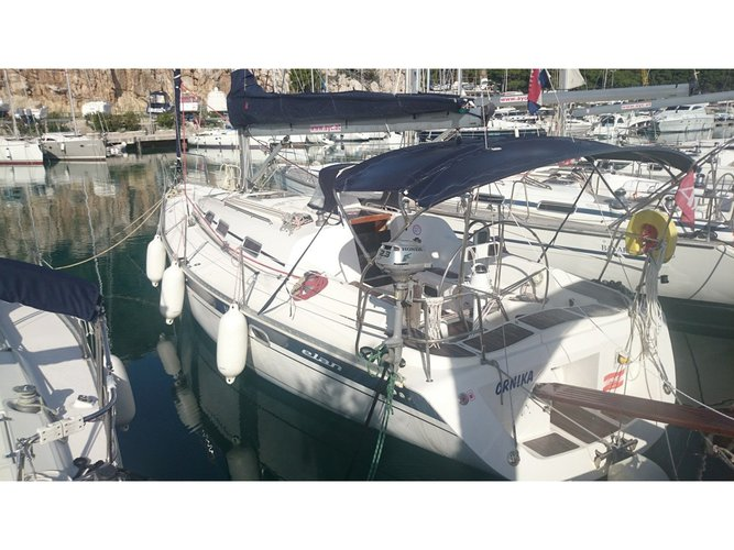Rent this Elan Elan 40 for a true nautical adventure