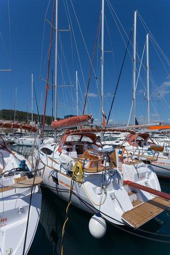 Elan 444 Impression Charter Croatia