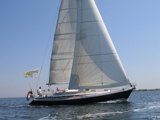 Enjoy Yerseke, NL to the fullest on our comfortable Grand Soleil Grand Soleil 43