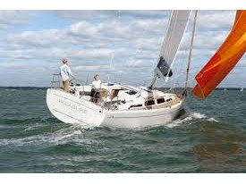 Hop aboard this amazing sailboat rental in Cogolin!