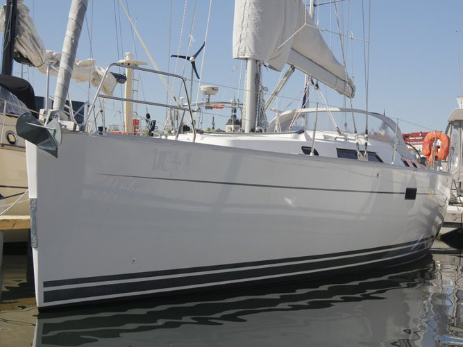 Experience Tallinn, EE on board this amazing Hanse Yachts Hanse 430