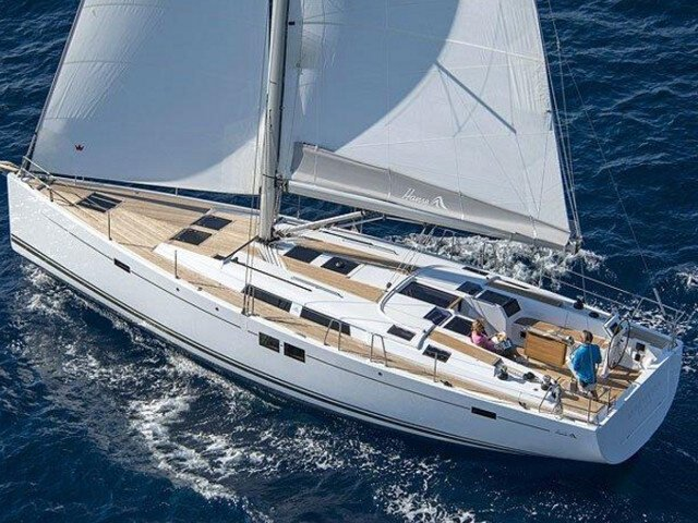 Sail Biograd, HR waters on a beautiful Hanse Yachts Hanse 505 (5 cab.)