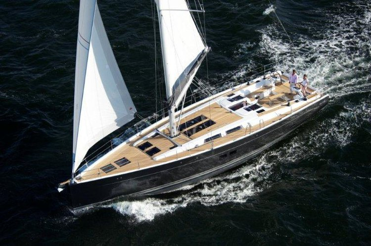 Beautiful Hanse Yachts Hanse 575 ideal for sailing and fun in the sun!