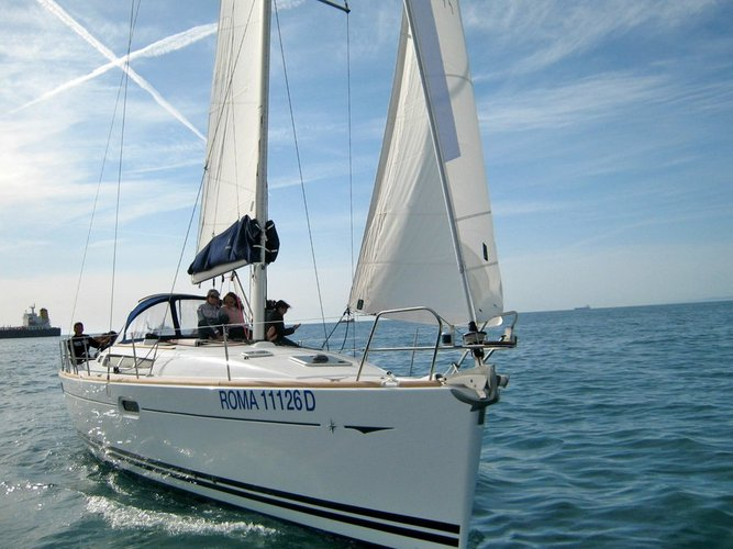 Climb aboard this Jeanneau Sun Odyssey 42i for an unforgettable experience
