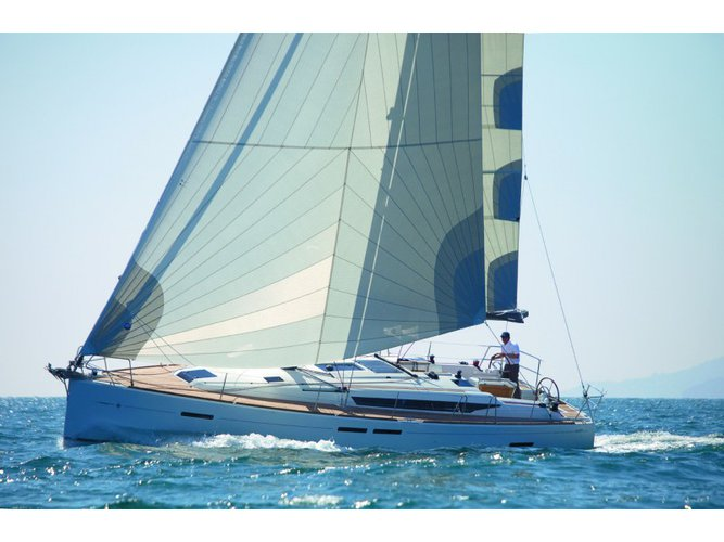 Hop aboard this amazing sailboat rental in Bergen!