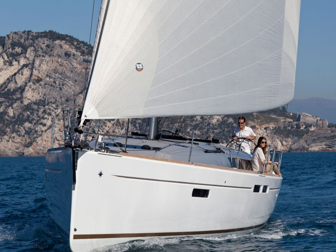 The best way to experience Rogoznica is by sailing