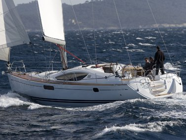 Experience Vodice on board this elegant sailboat