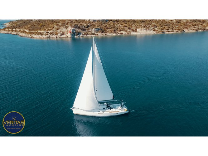 Enjoy Primošten, HR to the fullest on our comfortable Jeanneau Sun Odyssey 49i