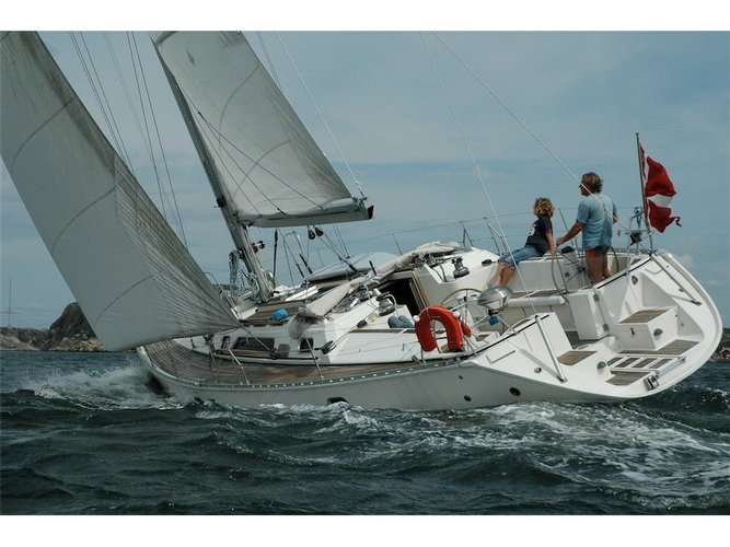Hop aboard this amazing sailboat rental in Livorno!