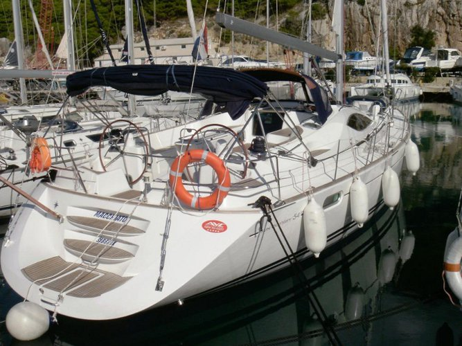 The best way to experience Vodice is by sailing
