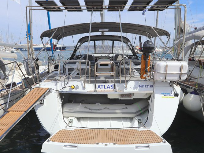 Rent this Jeanneau Jeanneau 58 for a true nautical adventure