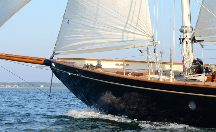 John Alden's 80.0 feet in Sag Harbor