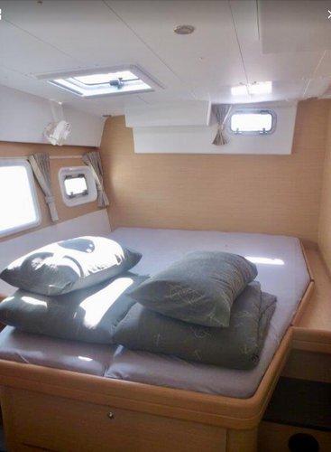 aft starboard cabin