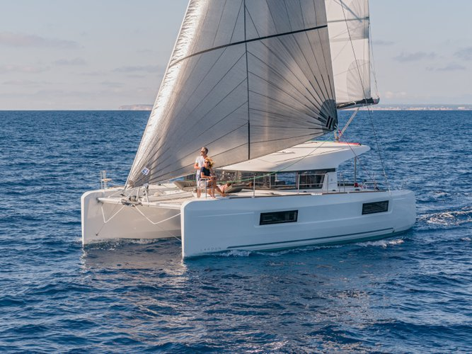 Discover Phuket in style boating on this sailboat rental