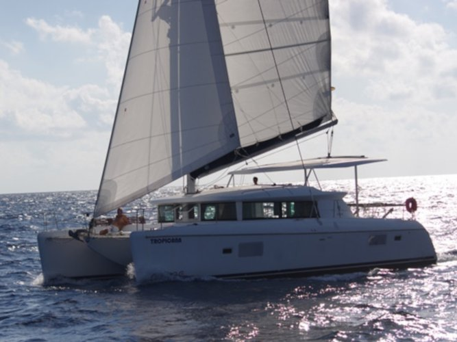 The perfect boat to enjoy everything Cienfuegos, CU has to offer