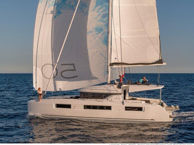 Rent this Lagoon Lagoon 50 - (Skipper incl.) for a true nautical adventure