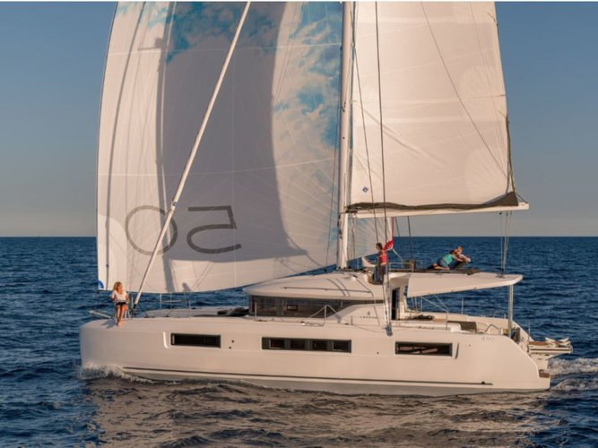 Explore Šibenik on this beautiful sailboat for rent