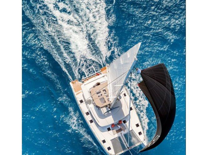 Experience Castellammare di Stabia on board this elegant sailboat