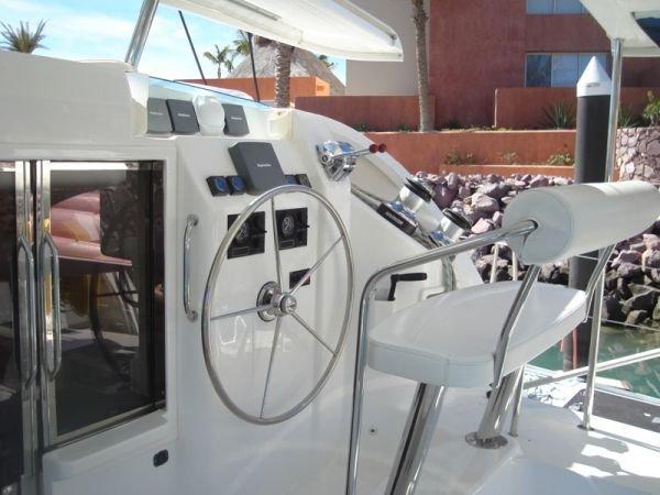 Catamaran boat rental in Marina d'Uturoa, French Polynesia