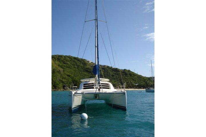 Boat for rent Leopard 37.0 feet in Marina d'Uturoa, French Polynesia