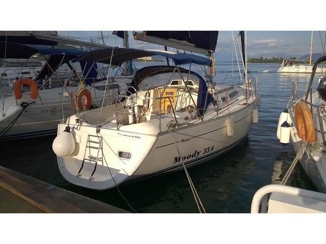 Moody Yachts