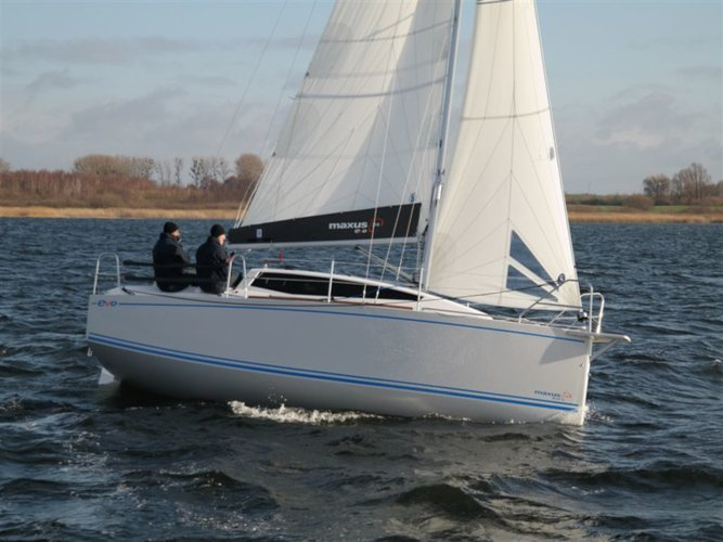The perfect boat to enjoy everything Wilkasy, PL has to offer