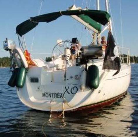Boating is fun with a Motorsailer in Plattsburgh