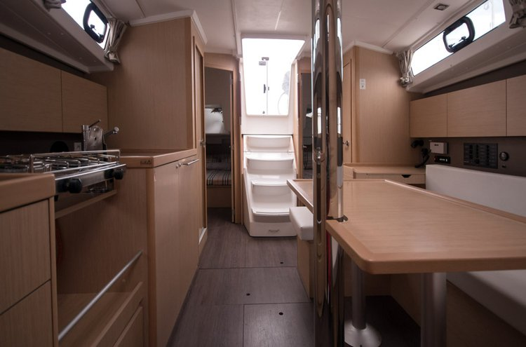38.0 feet Beneteau in great shape