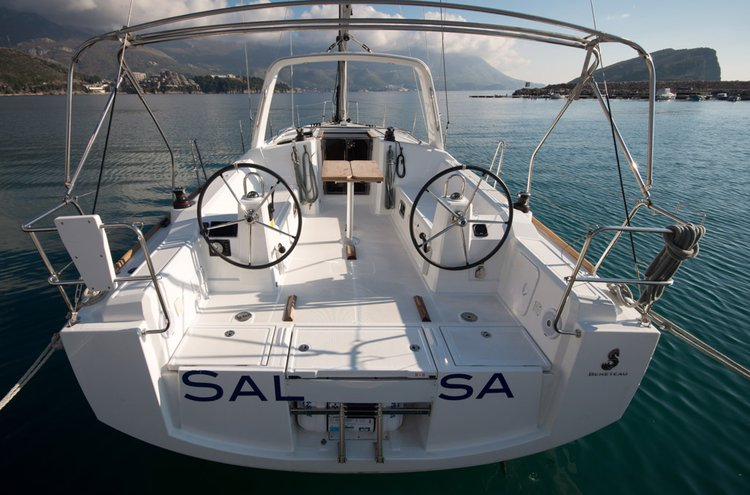 Boating is fun with a Beneteau in Tivat