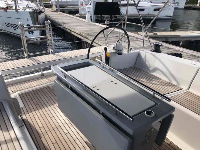 Boat for rent Oceanis 39.0 feet in Plattsburgh City Marina, NY