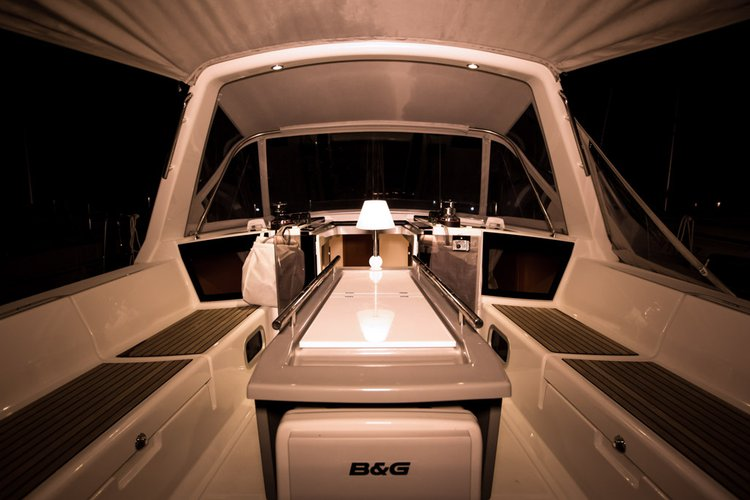 Discover Tivat surroundings on this Oceanis  41 Beneteau boat
