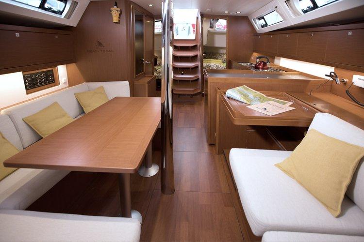 Boat for rent Beneteau 41.0 feet in Port Montenegro, Montenegro