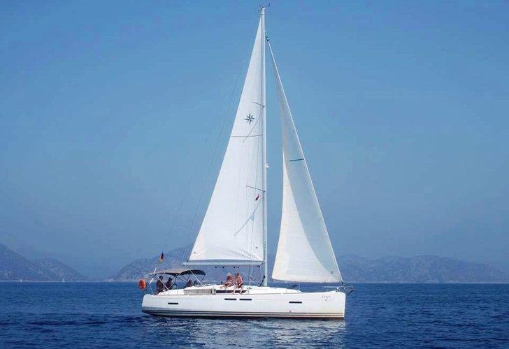 Boat rental in Tivat,