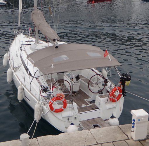 Charter this amazing sail boat in Tivat