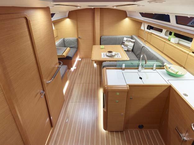 Boat for rent Sun Odyssey 41.0 feet in Plattsburgh City Marina, NY