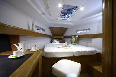 Boat for rent Sun odyssey 44.0 feet in Marina d'Uturoa,