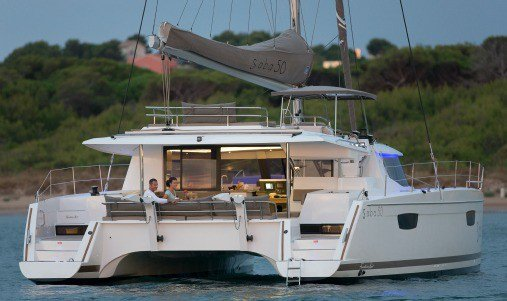 This 51.0' Fountaine Pajot cand take up to 10 passengers around Red Hook