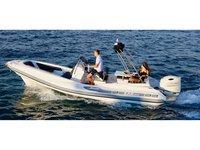 Enjoy luxury and comfort on this Tribunj motor boat charter