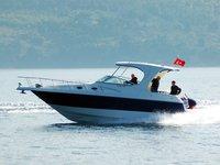 Experience Trogir on board this elegant motor boat