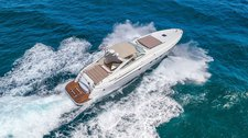 Fun in sun aboard ALFAMARINE 60