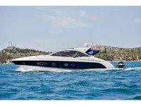 This motor boat charter is perfect to enjoy Šibenik