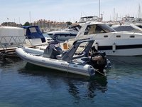 Sail the beautiful waters of Biograd on this cozy Brig Brig Eagle 650