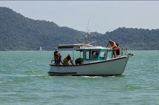 This motor boat rental is perfect to enjoy Kedah