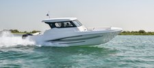 Take this awesome motor boat for a spin!
